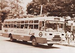 ภาพรถเมล์เมื่อปีพุทธศักราช 2518