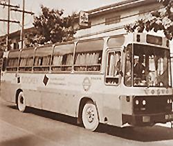 ภาพรถเมล์เมื่อปีพุทธศักราช 2525